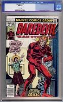 Daredevil #151 CGC 9.4 ow