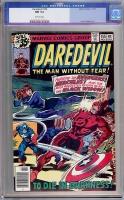 Daredevil #155 CGC 9.4 ow