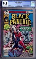 Black Panther #15 CGC 9.8 ow/w