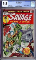 Doc Savage #4 CGC 9.8 w