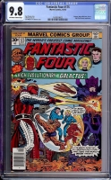 Fantastic Four #175 CGC 9.8 ow/w