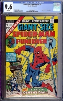 Giant-Size Spider-Man #4 CGC 9.6 w