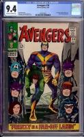 Avengers #30 CGC 9.4 ow/w