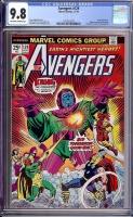 Avengers #129 CGC 9.8 ow/w