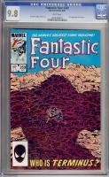Fantastic Four #269 CGC 9.8 w