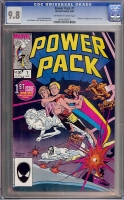 Power Pack #1 CGC 9.8 ow/w