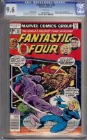 Fantastic Four #182 CGC 9.6 w