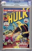 Incredible Hulk #186 CGC 9.8 ow/w