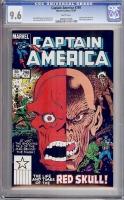 Captain America #298 CGC 9.6 w