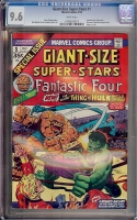 Giant-Size Super-Stars #1 CGC 9.6 w