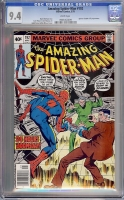 Amazing Spider-Man #192 CGC 9.4 w