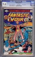 Fantastic Four #216 CGC 9.6 w