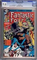 Fantastic Four #219 CGC 9.6 w