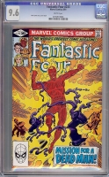 Fantastic Four #233 CGC 9.6 w