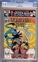 Fantastic Four #237 CGC 9.6 w