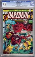 Daredevil #110 CGC 9.6 ow/w