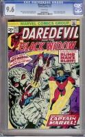 Daredevil #107 CGC 9.6 w