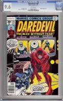 Daredevil #146 CGC 9.6 w