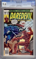 Daredevil #148 CGC 9.6 ow/w Don Rosa Collection