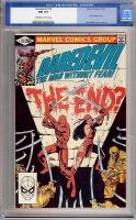 Daredevil #175 CGC 9.4 ow/w