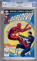 Daredevil #183 CGC 9.4 w