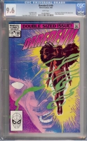 Daredevil #190 CGC 9.6 w