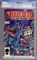 Daredevil #217 CGC 9.6 w