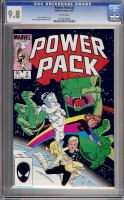 Power Pack #2 CGC 9.8 w