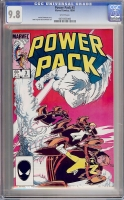 Power Pack #3 CGC 9.8 w