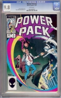Power Pack #5 CGC 9.8 w