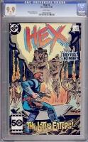 Hex #3 CGC 9.9 w