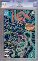Hex #4 CGC 9.9 w