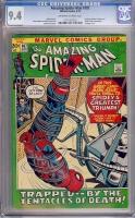 Amazing Spider-Man #107 CGC 9.4 ow/w