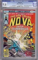 Nova #3 CGC 9.6 ow/w