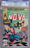 Nova #4 CGC 9.6 w
