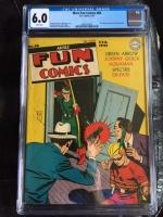 More Fun Comics #88 CGC 6.0 w