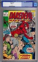 Daredevil #70 CGC 9.4 w