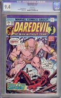 Daredevil #119 CGC 9.4 w
