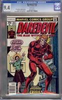 Daredevil #151 CGC 9.4 w