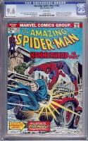 Amazing Spider-Man #130 CGC 9.6 w