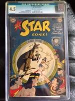 All Star Comics #48 CGC 4.5 ow/w