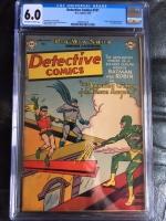 Detective Comics #181 CGC 6.0 ow/w