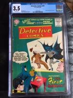Detective Comics #235 CGC 3.5 ow