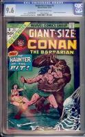 Giant-Size Conan #2 CGC 9.6 ow/w