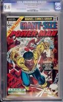 Giant-Size Power Man #1 CGC 9.6 ow/w