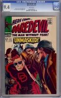 Daredevil #29 CGC 9.4 w