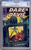 Daredevil #46 CGC 9.4 w