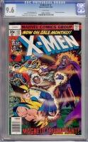 X-Men #112 CGC 9.6 w