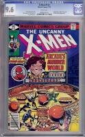X-Men #123 CGC 9.6 w