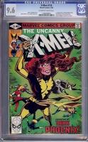 X-Men #135 CGC 9.6 ow/w
